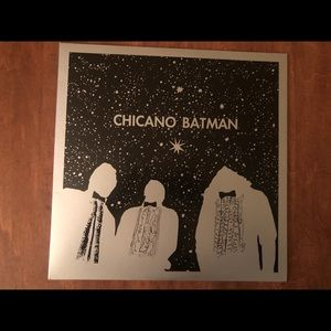 Chicano Batman Self Titled Vinyl Album